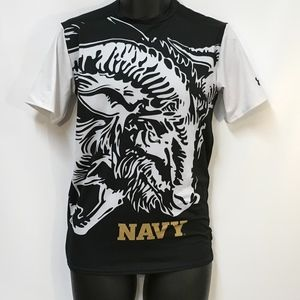 United States NAVY Under Armour Compression Shirt